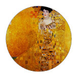 Gustav Klimt Portrait Of Adele Bloch-Bauer Poker Chips Set