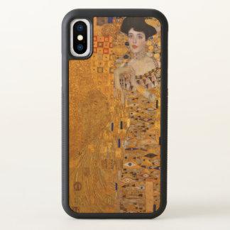 Gustav Klimt Portrait of Adele GalleryHD Vintage iPhone X Case