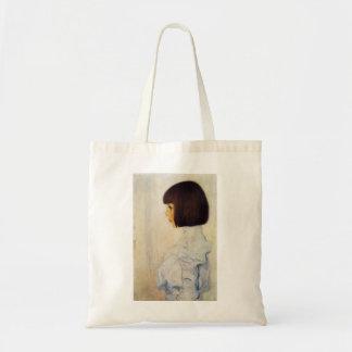 Gustav Klimt Portrait of Helene Klimt Tote Bag