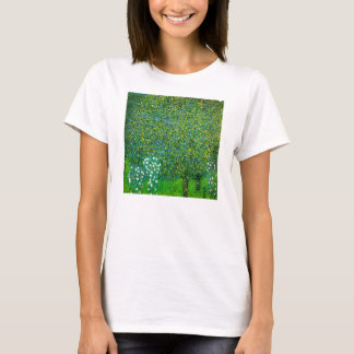 Gustav Klimt Roses Under The Pear Tree Shirt