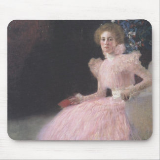 Gustav Klimt- Sonja Knips Mouse Pad