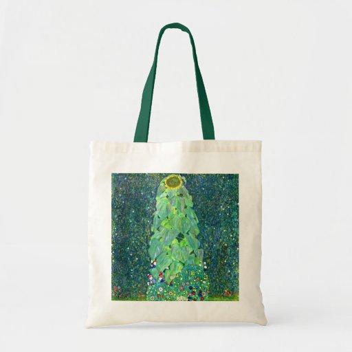 Gustav Klimt: Sunflower Bags