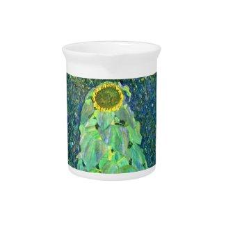 Gustav Klimt: Sunflower