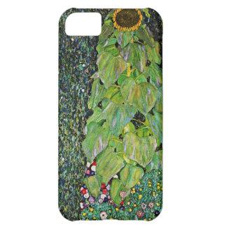 Gustav Klimt Sunflower Case For iPhone 5C