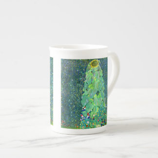 Gustav Klimt: Sunflower Tea Cup