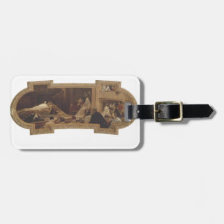 Gustav Klimt: The Globe Theatre in London Luggage Tags
