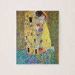 Gustav Klimt - The Kiss 2 puzzle