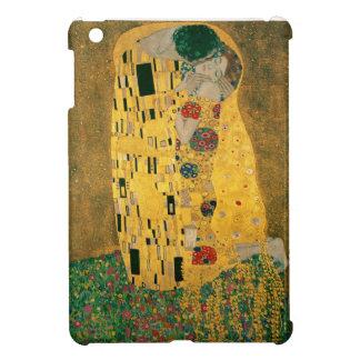 Gustav Klimt The Kiss Art Nouveau Jugendstil Gold Case For The iPad Mini