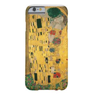 Gustav Klimt The Kiss Art Nouveau Jugendstil Gold iPhone 6 Case