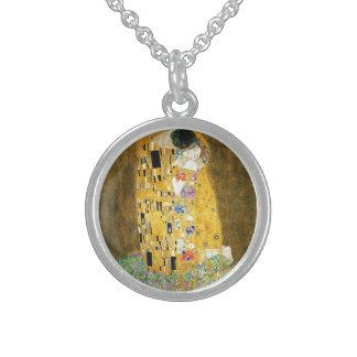 Gustav Klimt The Kiss Art Nouveau Custom Jewelry