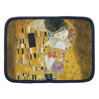 Gustav Klimt The Kiss Art Nouveau Planners