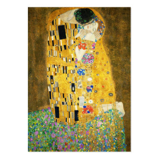 Gustav Klimt The Kiss Large Business Cards (Pack Of 100)