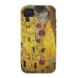 Gustav Klimt The Kiss iPhone 4/4S Cases