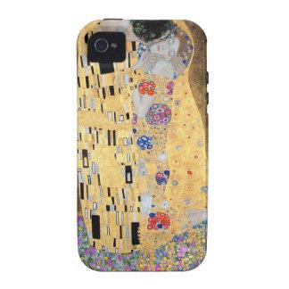 Gustav Klimt The Kiss iPhone 4 Case