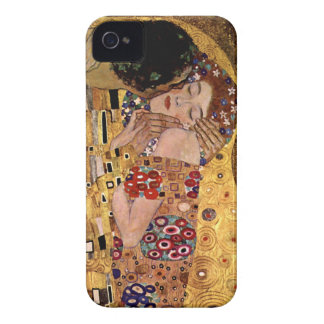 Gustav Klimt The Kiss Detail iPhone 4 Case