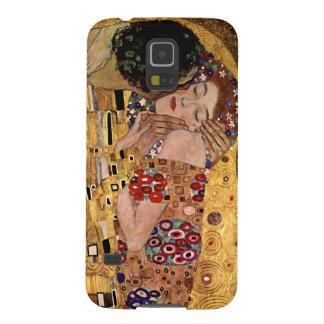Gustav Klimt: The Kiss (Detail) Case For Galaxy S5