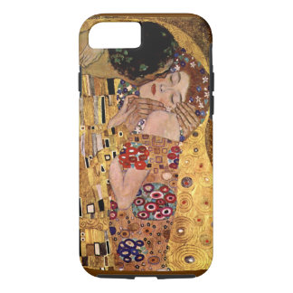 Gustav Klimt: The Kiss (Detail) iPhone 7 Case