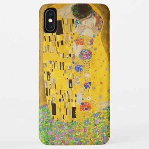Gustav Klimt The Kiss Fine Art Phone Case