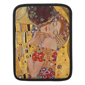 Gustav Klimt The Kiss i Pad Sleeve iPad Sleeve