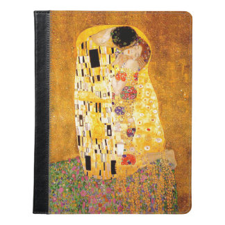 "Gustav Klimt ""The Kiss"" iPad Case"
