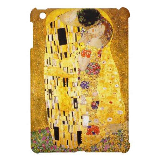 Gustav Klimt The Kiss iPad Mini Case