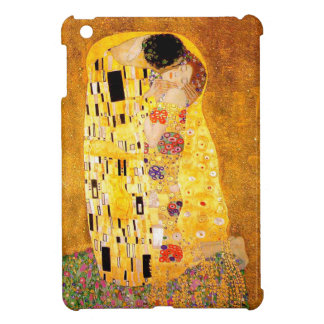 "Gustav Klimt ""The Kiss"" iPad Mini Cases"