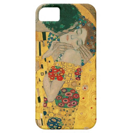 Gustav Klimt The Kiss iPhone 5 Cover