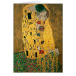 Gustav Klimt The Kiss (Lovers) GalleryHD Cards