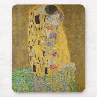 "Gustav Klimt ""The Kiss"" Mouse Pad"