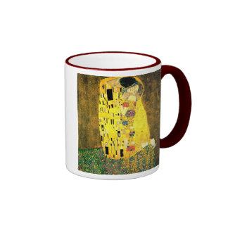 Gustav Klimt -The Kiss  Mug