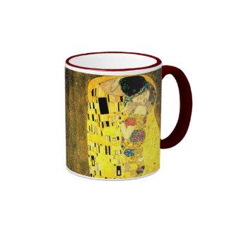 Gustav Klimt -The Kiss  Mug 2
