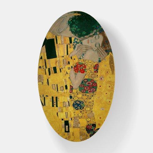 Gustav Klimt The Kiss Paperweight