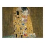 Gustav Klimt - The Kiss Postcards