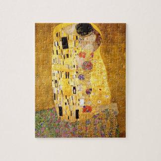 Gustav Klimt The Kiss Puzzle