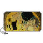 Gustav Klimt -The Kiss Speaker