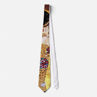 Gustav Klimt - The Kiss - Vintage Art Nouveau Neck Tie