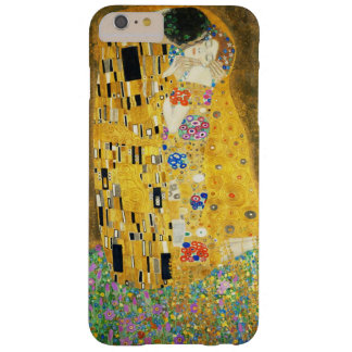 Gustav Klimt The Kiss Vintage Art Nouveau Painting Barely There iPhone 6 Plus Case