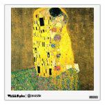 Gustav Klimt -The Kiss Wall Decal