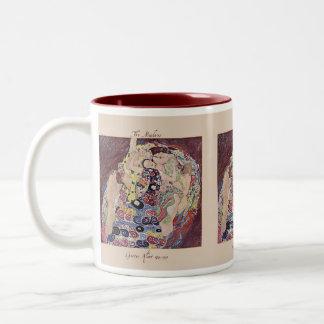 Gustav Klimt The Maidens 1912-1913 Mug