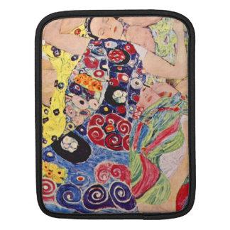 Gustav Klimt The Maidens i Pad Sleeve iPad Sleeve