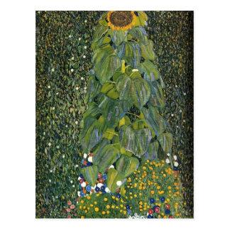 Gustav Klimt- The Sunflower Post Cards