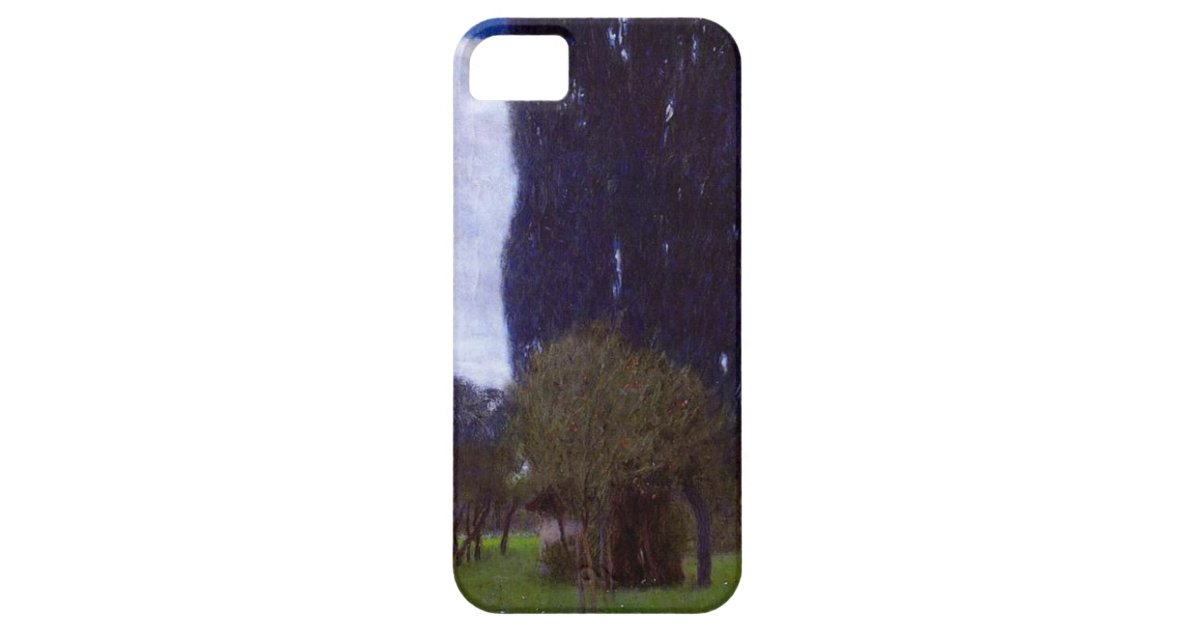 how tall is an iphone 5 gustav klimt the poplar trees iphone se 5 5s 18529