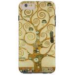 Gustav Klimt The Tree Of Life Vintage Art Nouveau Tough iPhone 6 Plus Case