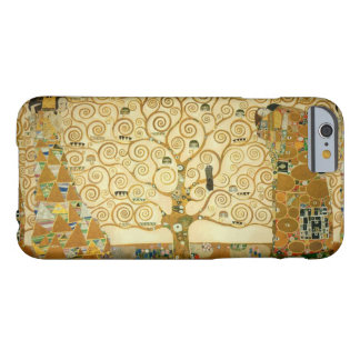 Gustav Klimt The Tree Of Life Vintage Art Nouveau Barely There iPhone 6 Case