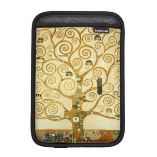 Gustav Klimt The Tree Of Life Vintage Art Nouveau Sleeve For iPad Mini