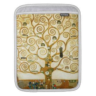 Gustav Klimt The Tree Of Life Vintage Art Nouveau Sleeves For iPads