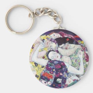 Gustav Klimt The Virgin Key Chain