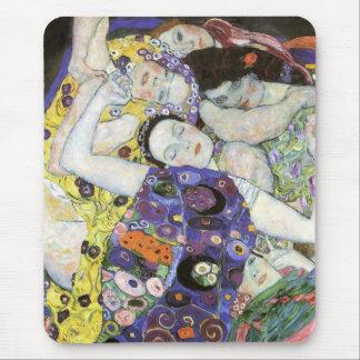 Gustav Klimt ~ The Virgin Mouse Pad