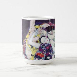 Gustav Klimt The Virgin Mug