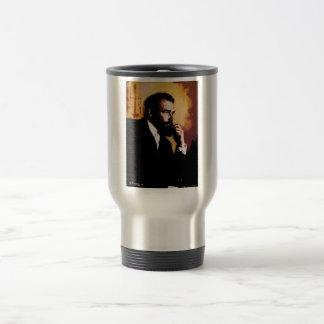 Gustav Klimt Travel Mug